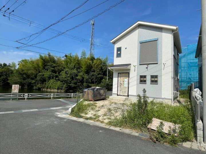 奈良市押熊町6号地:新築戸建