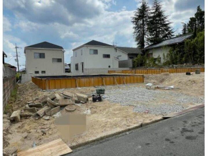 奈良市 登美ケ丘 5丁目1号地 :新築戸建