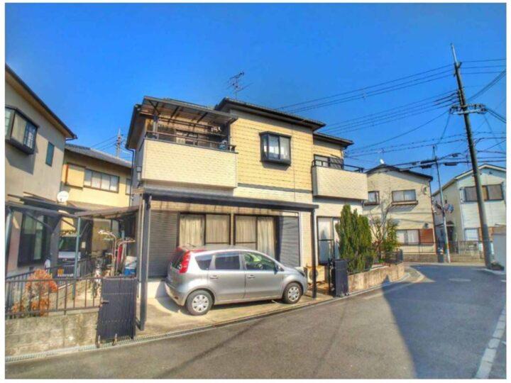 奈良市平松1丁目:中古戸建て