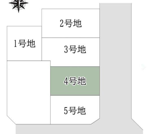 奈良市朝日町2丁目6期-4号棟:新築戸建