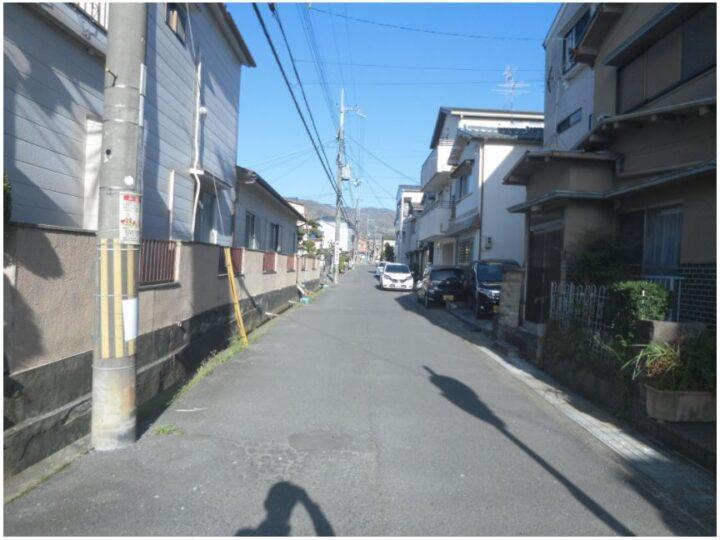 奈良市南紀寺町:土地