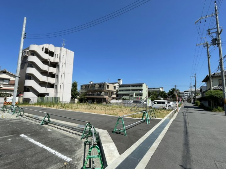 天理市三島町:新築一戸建て