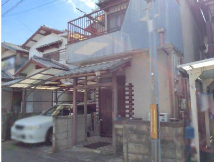 奈良市六条西3丁目:中古戸建