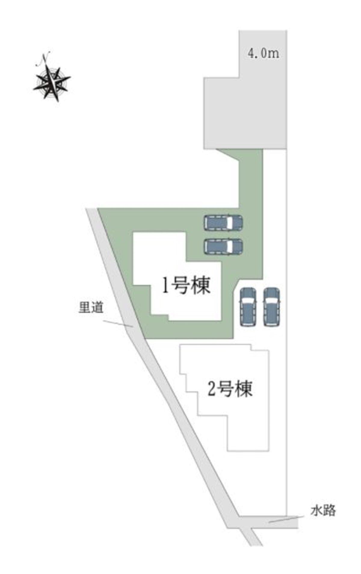 奈良市中山町7期1号棟:新築戸建