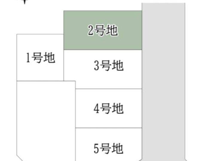 奈良市朝日町6期2号棟:新築戸建