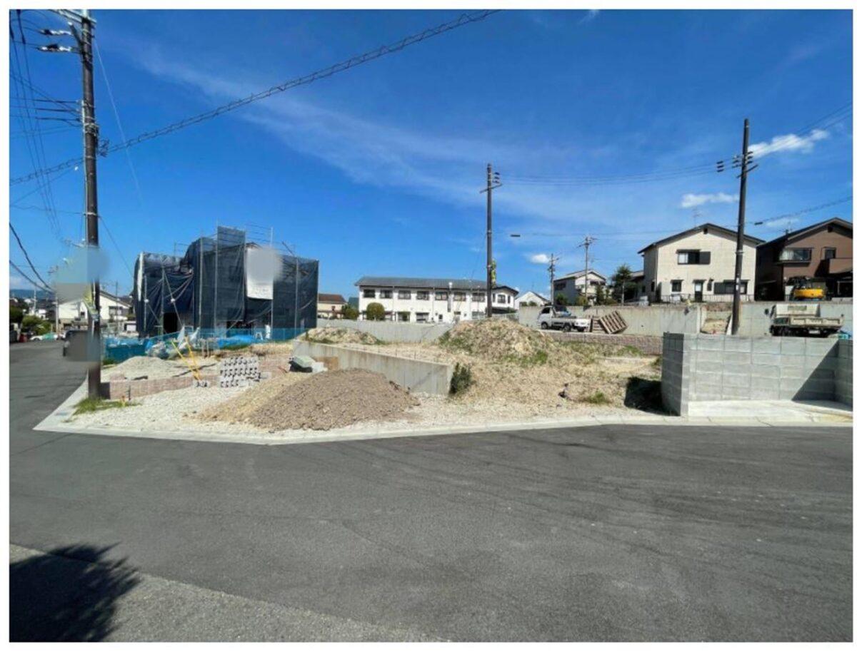 奈良市 中山町 4期-6号棟 :新築戸建