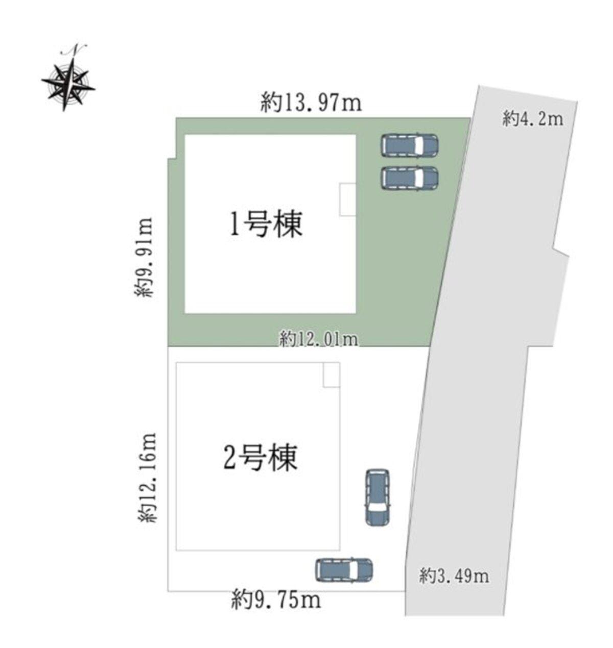 奈良市高畑町第1-1号地:新築戸建