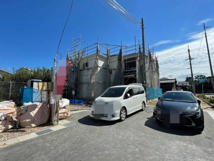 田原本町阪手8期3号棟:新築一戸建