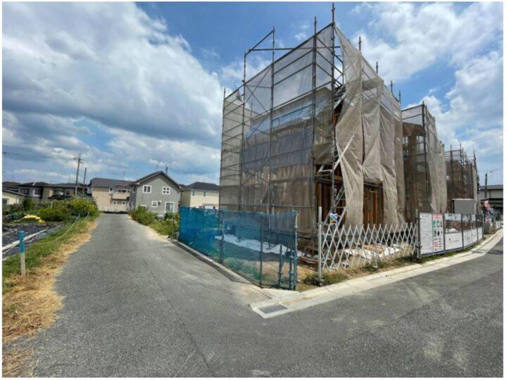 奈良市平松4丁目1号棟:新築戸建