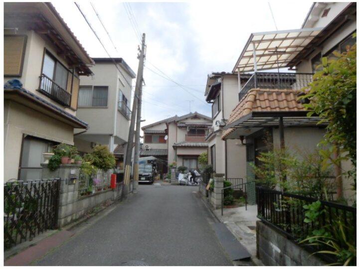 奈良市 南京終町 :土地