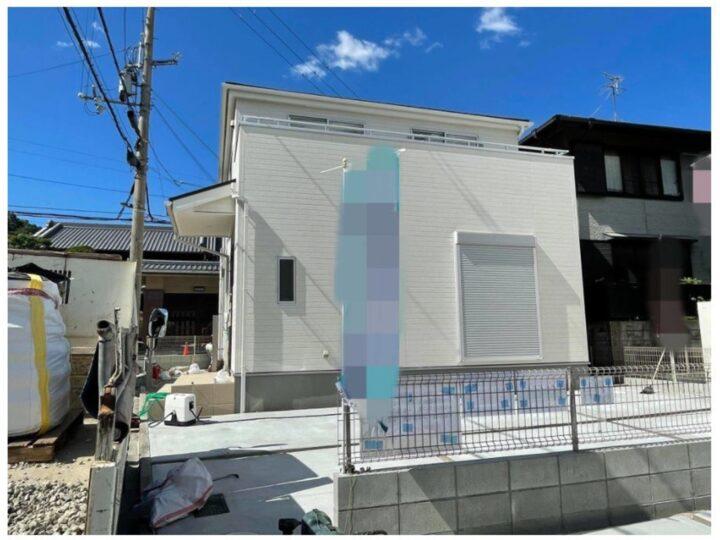 奈良市法蓮町1号棟:新築戸建
