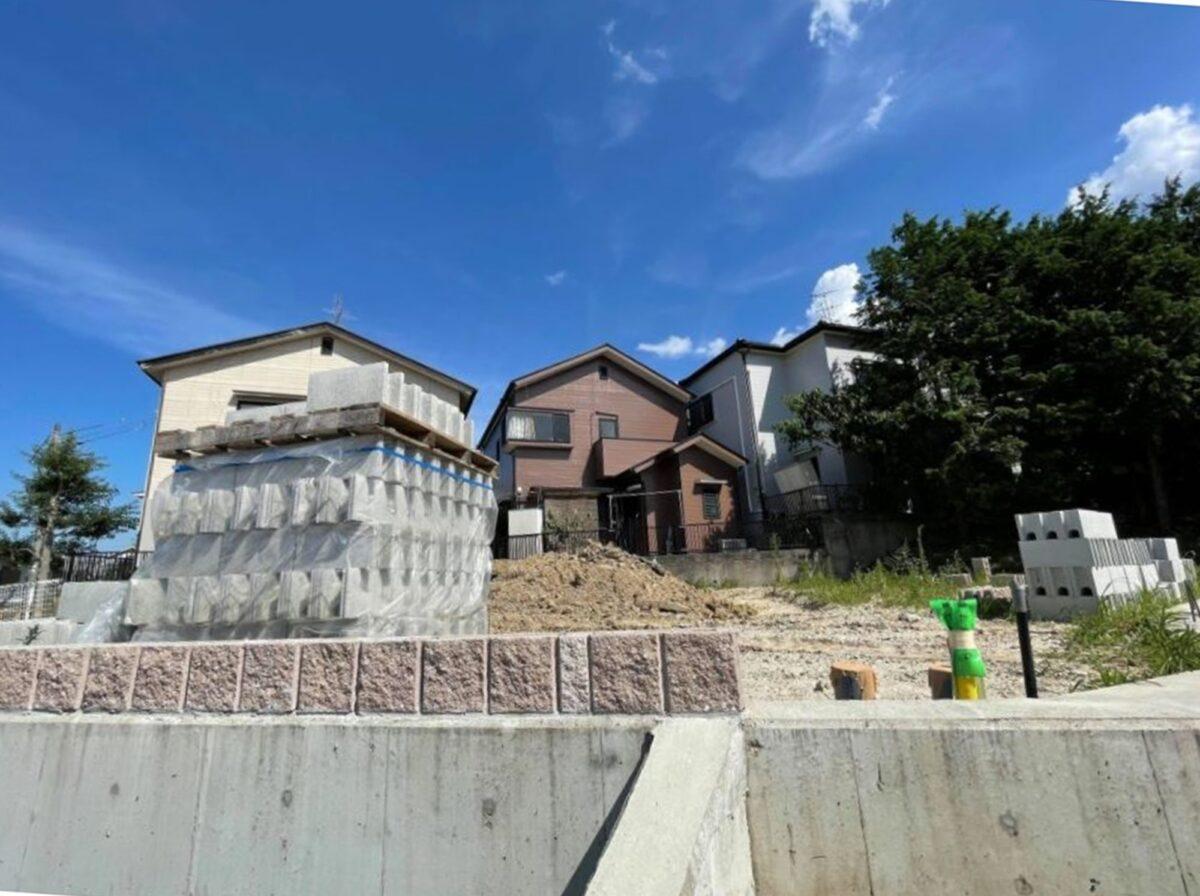 奈良市 中山町 4期-5号棟 :新築戸建