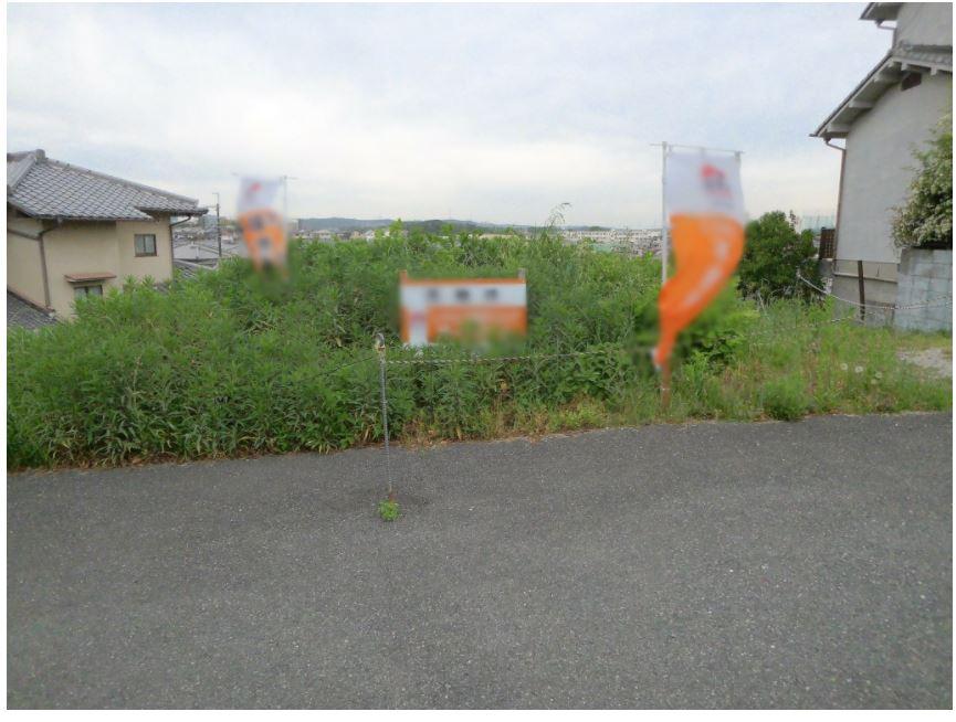 奈良市 学園朝日元町 :土地