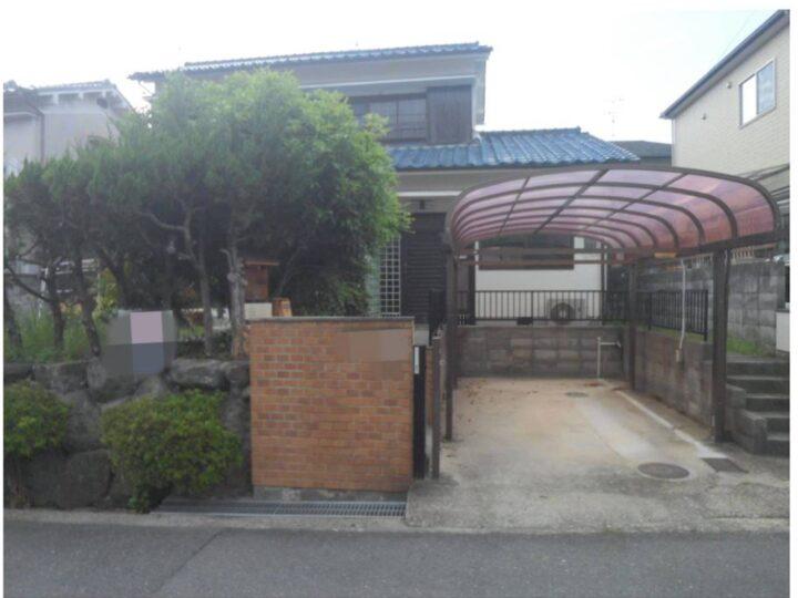 奈良市法蓮町:中古戸建