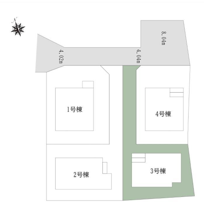 奈良市中山町8期3号棟:新築戸建