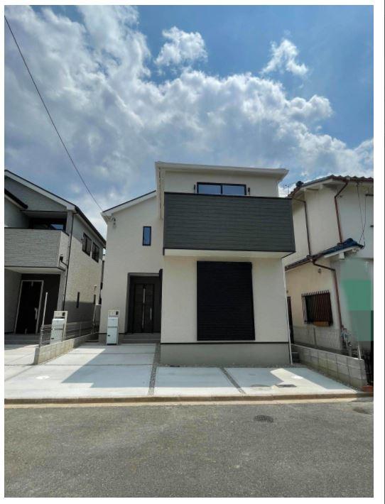 奈良市神殿町20-1期2号棟:新築戸建