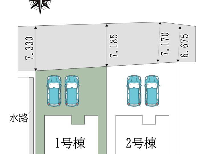 田原本町新町第2-1号棟:新築戸建