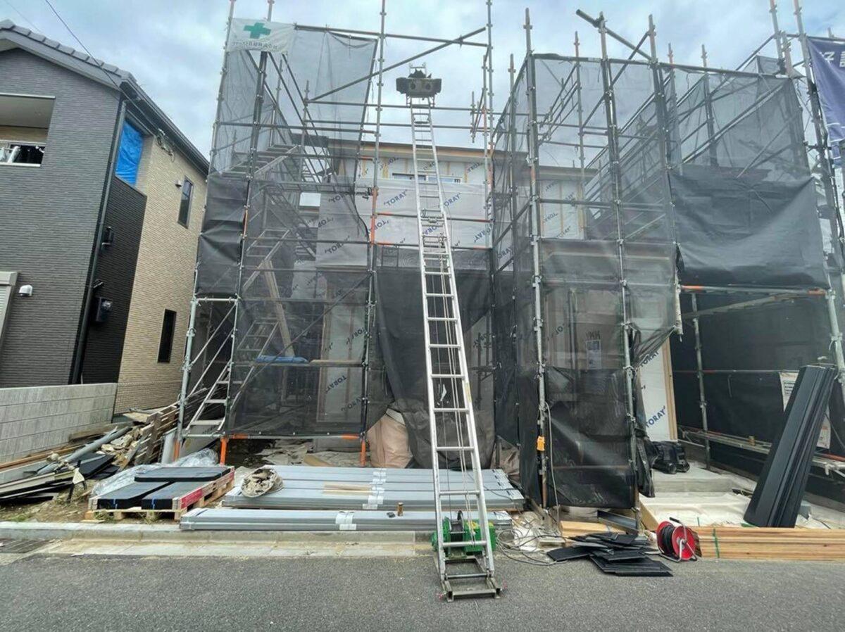 桜井市吉備1号棟:新築戸建