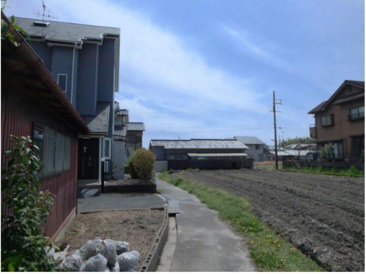 奈良市 法華寺町 :土地