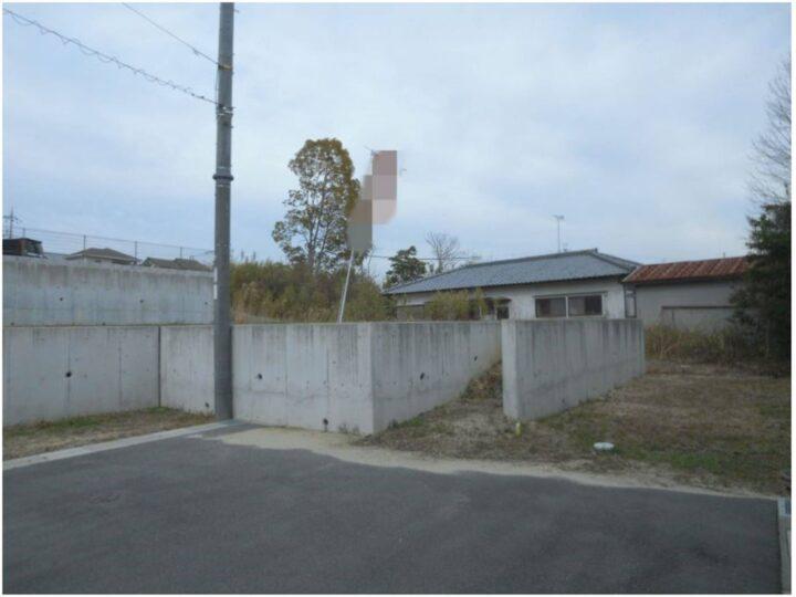 奈良市六条西2丁目3期-8号地:土地