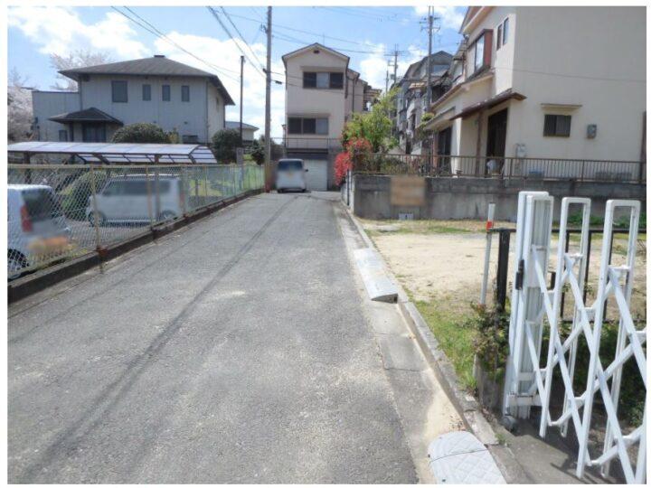奈良市 赤膚町 :土地