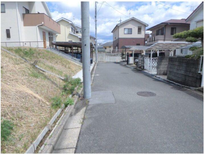 奈良市 五条西 第2-2号地 :土地