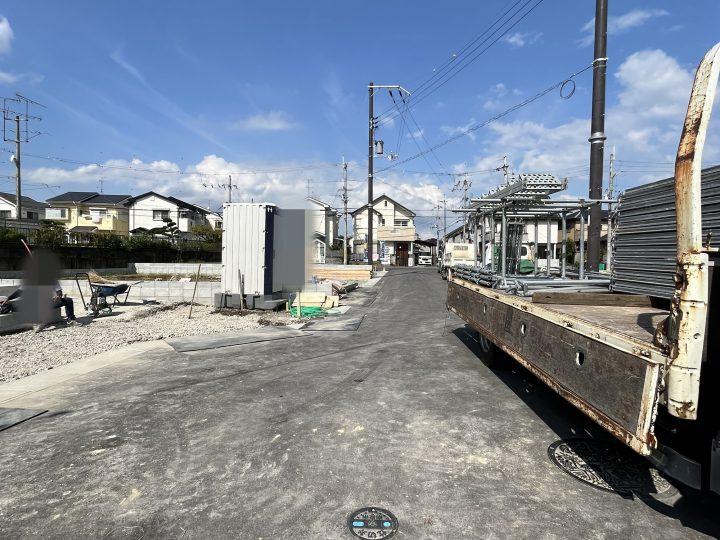 奈良市 中山町13期8号棟:新築戸建