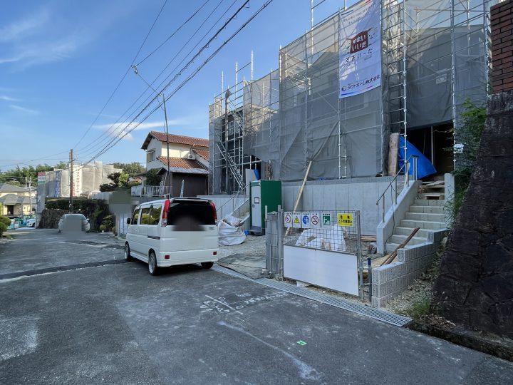 奈良市 鳥見町 2丁目1号棟:新築戸建