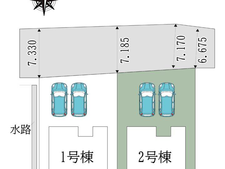 田原本町新町第2-2号棟:新築戸建