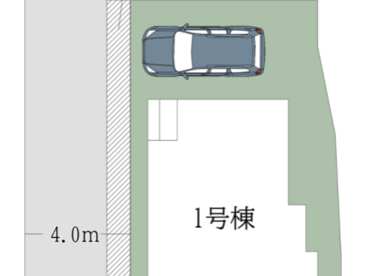 奈良市 法蓮町 第11期-1号棟:新築戸建