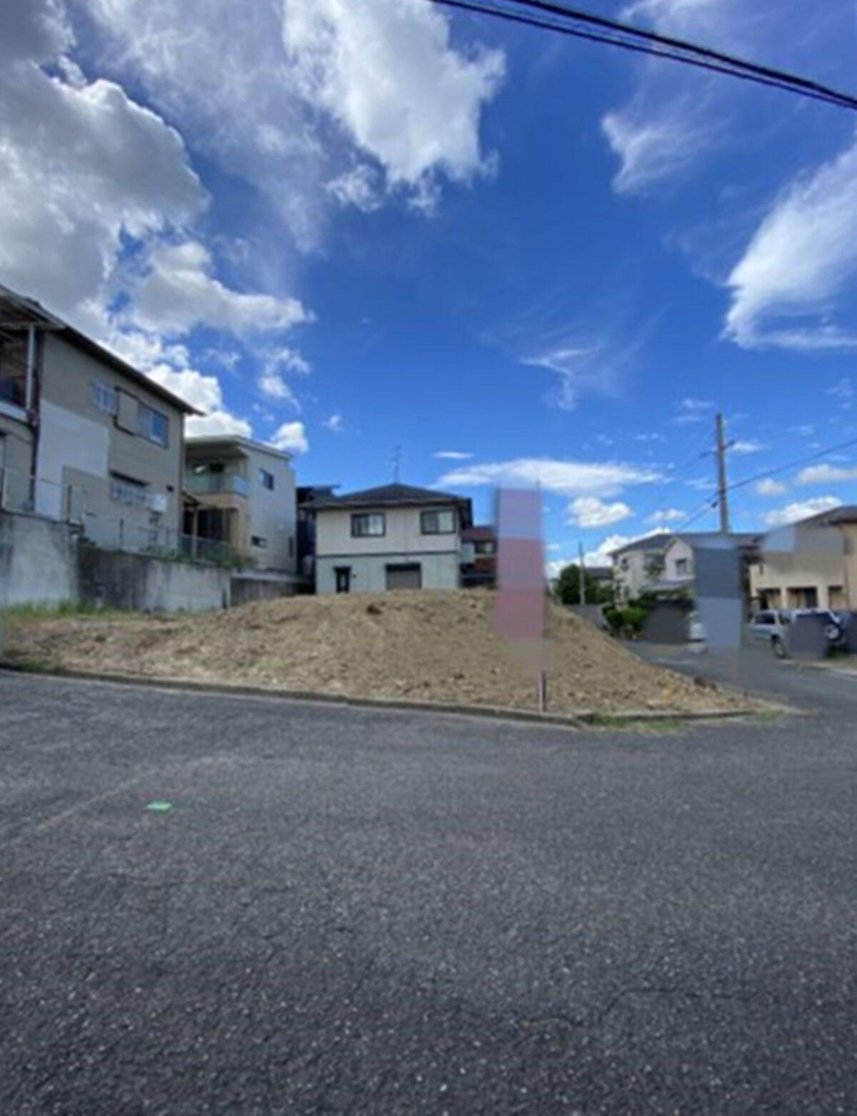 奈良市帝塚山2丁目第6-2号棟:新築戸建