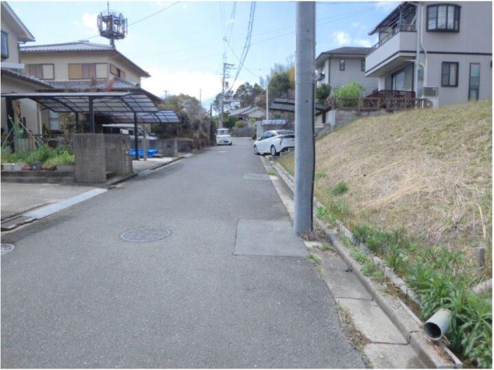 奈良市 五条西 第2-1号地 :土地