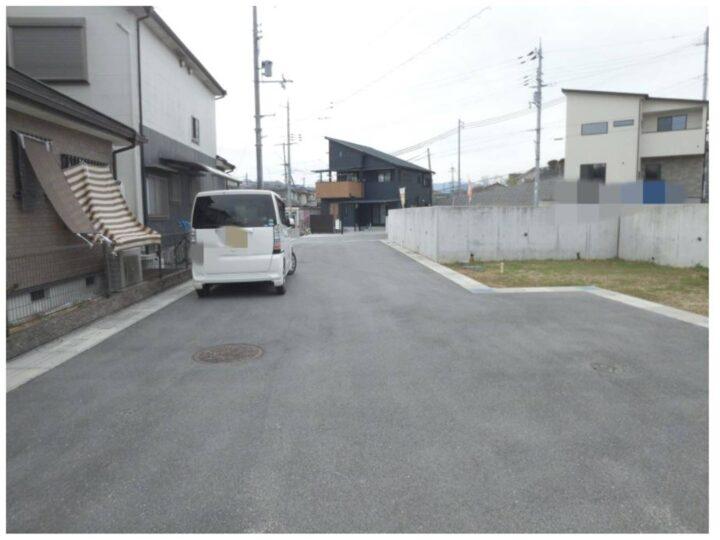 奈良市六条西2丁目3期-9号地:土地