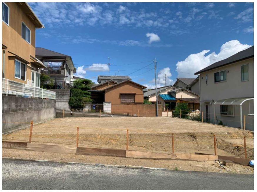 奈良市 秋篠町 :土地