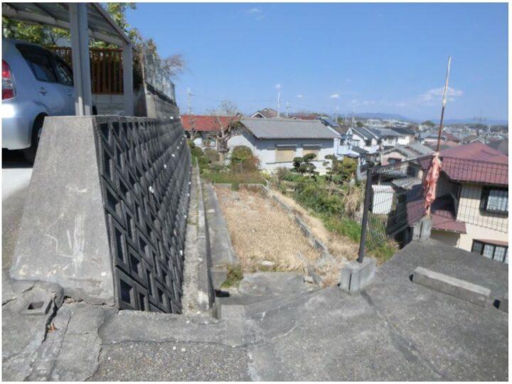 奈良市 敷島町 :土地