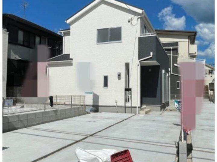 奈良市法蓮町12期2号棟:新築戸建