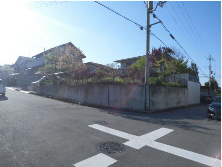 奈良市帝塚山南3丁目:土地