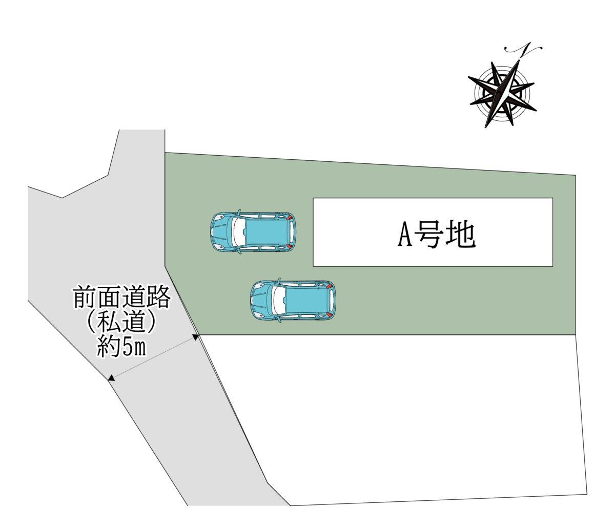 奈良市学園南2丁目A号地:新築戸建